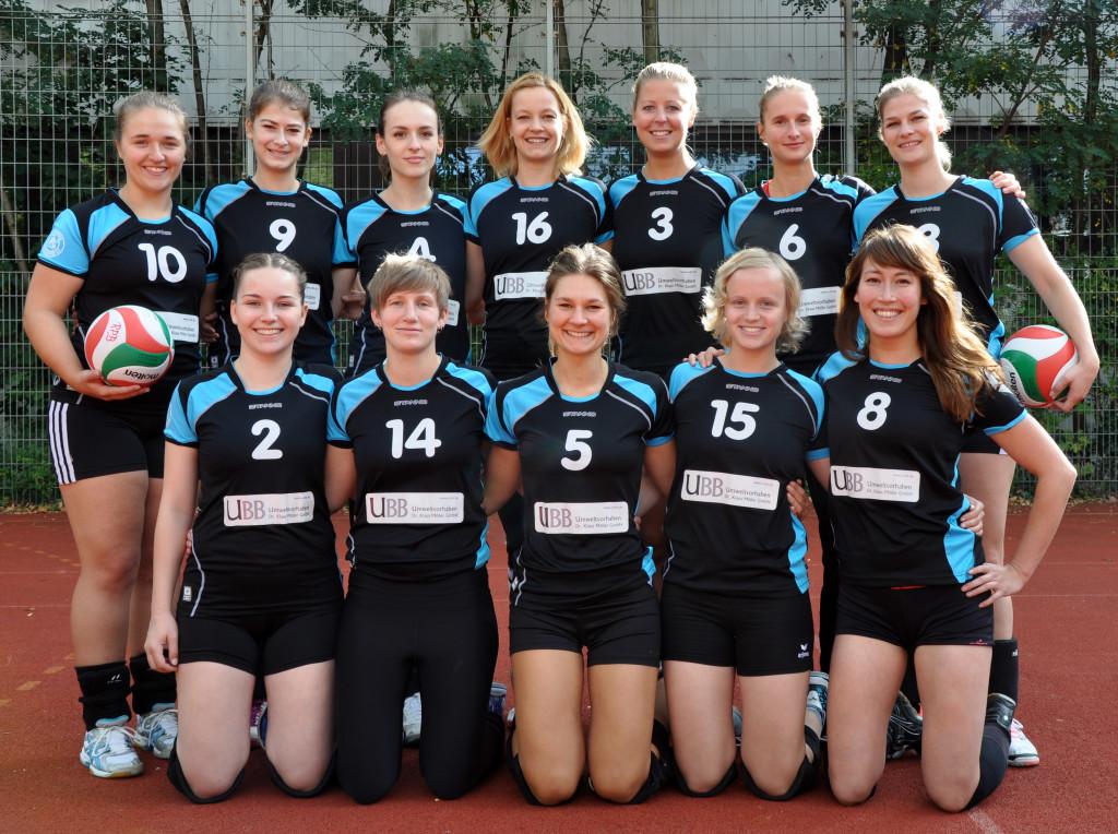 3.Damen Saison 2015/16
