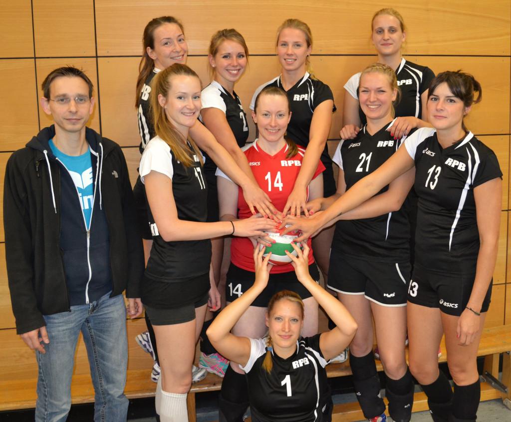 Saison 2015 - 2916: Damen IV