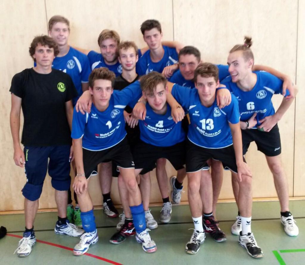 4.Herren Saison 2015/16