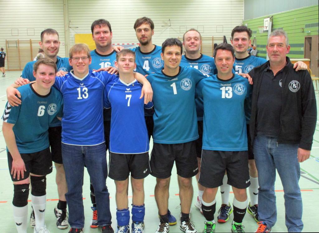 Saison 2015 - 2016: Herren V