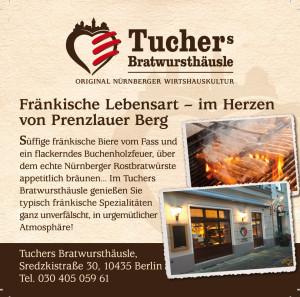 Tucher's Bratwursthäusle