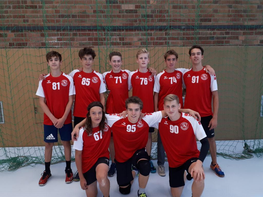 Team U18 männlich